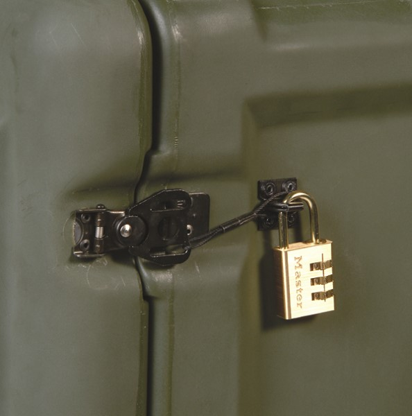 Lockable Cable Catch